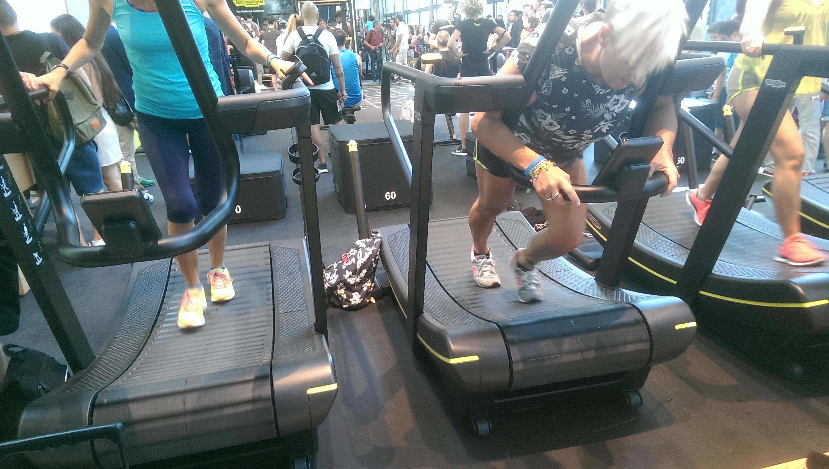 SKILLMILL® by Technogym