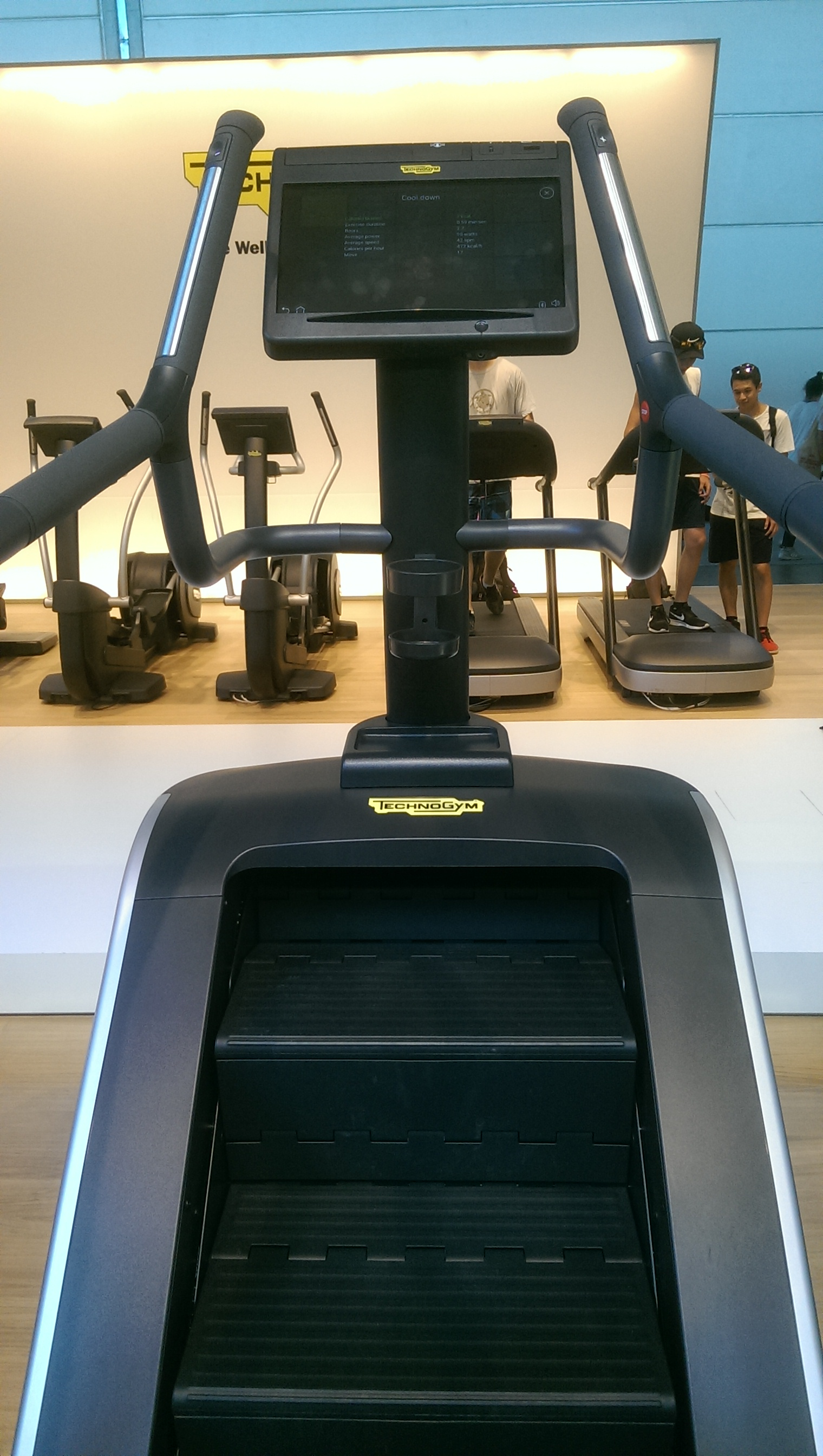 ARTIS® - CLIMB by Technogym