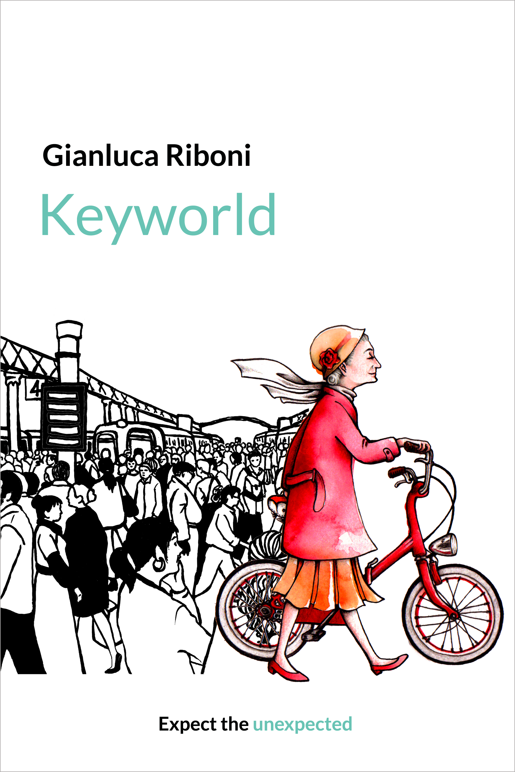 Keyworld, romanzo di Gianluca Riboni